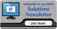 Subscribe to our FREE Solutions Newsletter - Join Now!